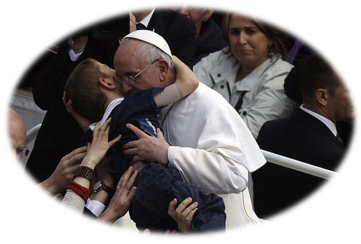 pope and disabled1