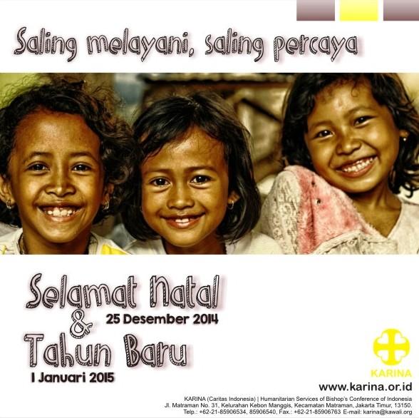 121214 kartu natal b indonesia